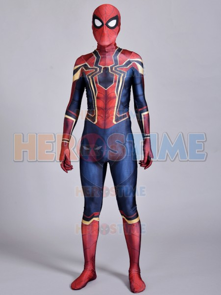 Iron Spider Suit Spider Man Homecoming Iron Spider Costume