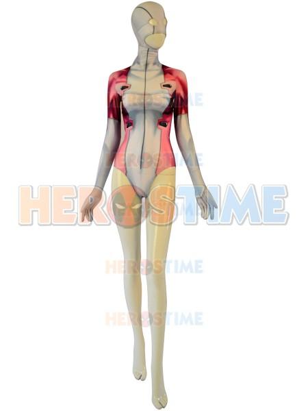 Gwenpool Costume Spider Gwen And Deadpool Amalgam Costume