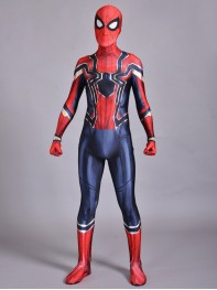 Ready-To-Ship Iron Spider Costume Spider-Man Homecoming Suit