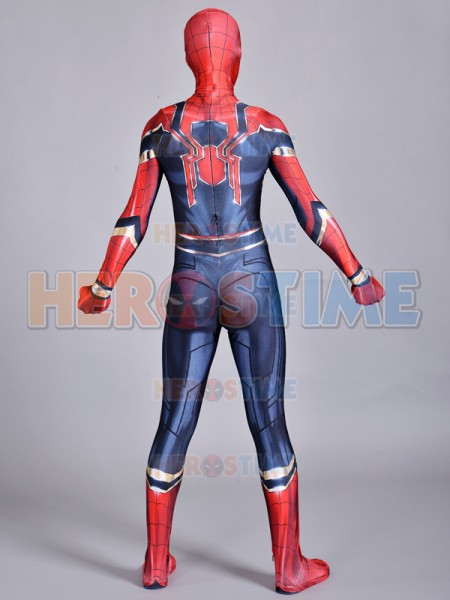 Iron Spider Costume Spider Man Homecoming Suit