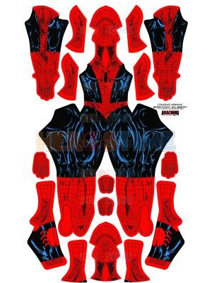 Spider-Man Costume Todd McFarlane Spider-Man Cosplay Suit