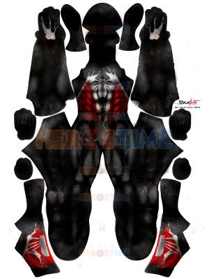Spider-Man Costume Spawn Symbiote Spider-Man Cosplay Costume
