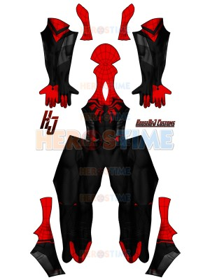 Spider-Man Costume MCU Superior Spider-Man Cosplay Suit