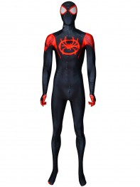 Miles Morales Costume Spider-Man: Into the Spider-Verse Costume