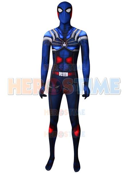 Spider-Man Costume MCU Captain Spider-Man Cosplay Suit