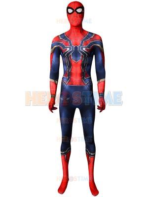 Iron Spider Avengers: Infinity Wars Version Cosplay Costume
