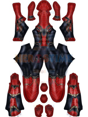 Iron Spider Avengers: Infinity Wars Version Cosplay Costume