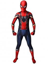 Spider-Man Costume Iron Spider MCU Version Cosplay Costume