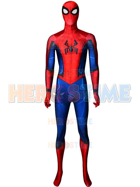 Possible Spider-Man Homecoming Sequel Cosplay Costume