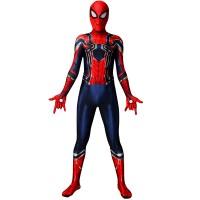 Spider-Man Costume Iron Spider MCU Version 3 Superhero Costume