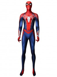 Spider-Man PS4 Insomniac Games Version Spider-Man Cosplay Costume