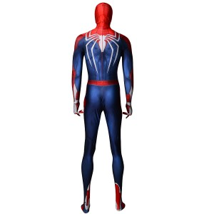 Spider-Man PS4 Insomniac Games Version Spider-Man Cosplay Costume 1f6f95163adb