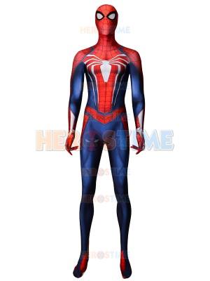 Spider-Man PS4 Insomniac Games Version Spider-Man Cosplay Costume