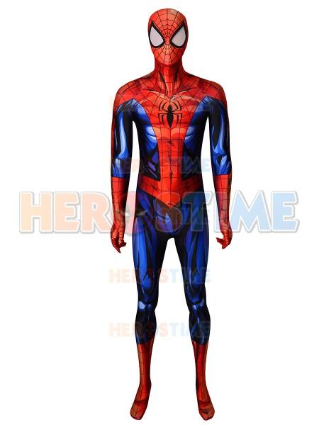 Spider-Man Suit Bagley Spider-Man Cosplay Costume