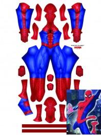 Spider-Man: Into the Spider-Verse Spider-Man Cosplay Costume