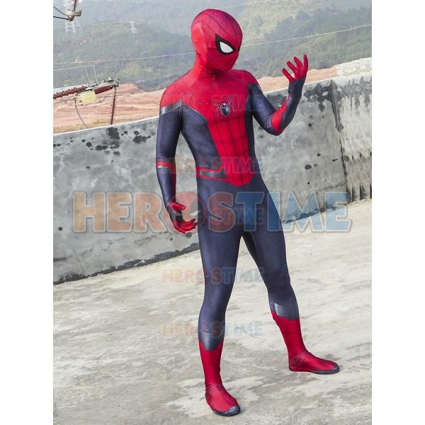 Adult Marvel Spider Man 2 Fabric Costume Mask Hood