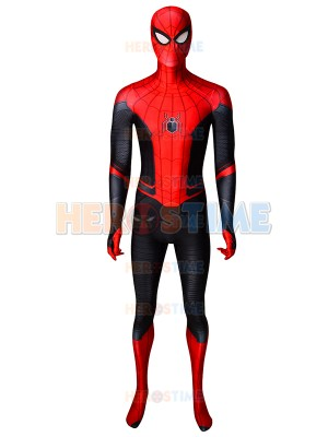 Spider-Man:Far From Home Printed Spider-Man Costume