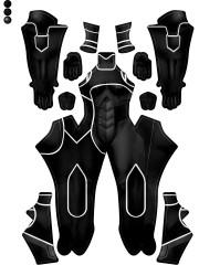 Black Cat Suit Spider-man: The Heist Version Costume