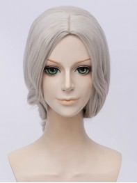 Black Cat Wig Spider-man: The Heist Black Cat Cosplay Wig