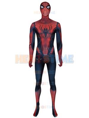Infinity War Concept Art Spider-man Cosplay Costume