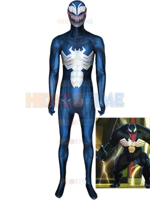 Ultimate Alliance 3 Venom Adults And Kids Cosplay Costume