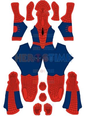 Japanese Spider-man Costume Marvel Comics Spider-Man Suit