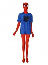 Scarelet Spider Spider-man Two-piece Custom Suit