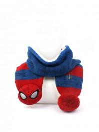 Spider-man Superhero Marvel Cosplay Winter Scarf