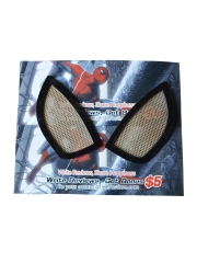 The Amazing Spider-man 3D Original Movie Spider-man Plastic Eyes Glasses
