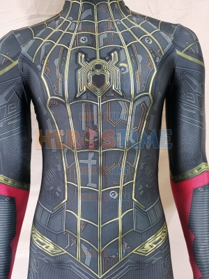 Spider-Man No Way Home Black Suit Updated Film-Accurate Version