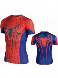 The Amazing Spider-man 2 Marvel Superhero Sportswear