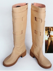 Star Wars: The Force Awakens Padme Naberrie Amidala Female Cosplay Boots