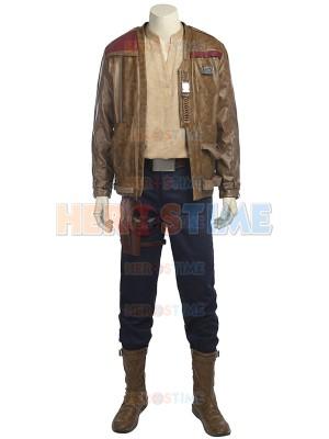 Star Wars: The Last Jedi Costume Finn Cosplay Suit