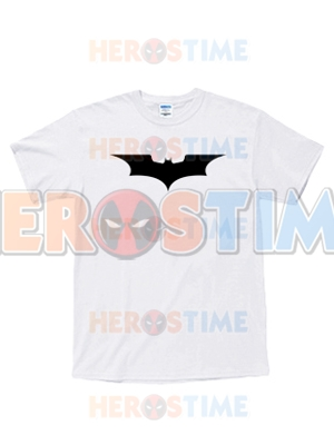 2008 The Dark Knight Batman Logo T-shirt