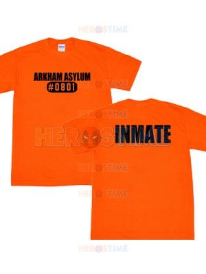 Arkham Asylum Inmate Superhero T-shirt