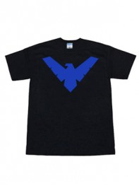 DC Comics Batman Nightwing Symbol T-shirt
