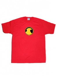 Red Robin Young Justice Superhero T-shirt