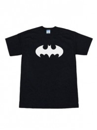 The Batman Chronicles Symbol Black T-shirt