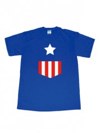 Captain America Marvel Comics T-shirt