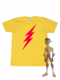 DC Comics Kid Flash Superhero T-shirt