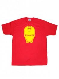 2013 Hot Iron Man Armored Superhero T-shirt