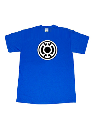 Blue Lantern DC Comics T-shirt