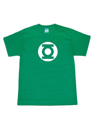 Green Lantern Symbol Superhero T-shirt