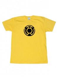 Sinestro Corps Symbol DC Comics Shirt