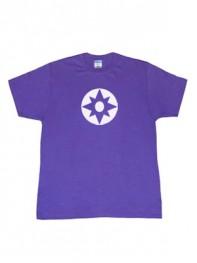 Violet Lantern Lantern Corps Symbol T-shirt