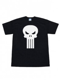 Punisher Marvel Skull Symbol T-shirt