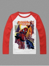 Amazing Spiderman Long Sleeve T-shirt
