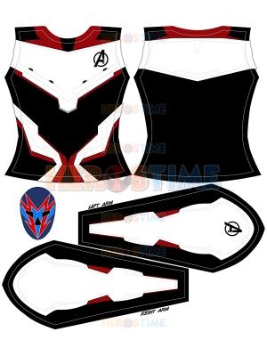 Avengers 4 Costume Quantum Realm Movie Shirt