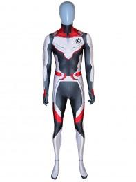 Quantum Realm Suit Avengers 4 Endgame Printing Cosplay Costume