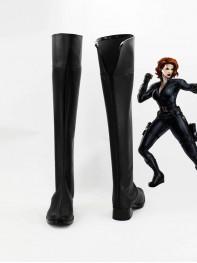 Black Widow Avengers Superhero Boots